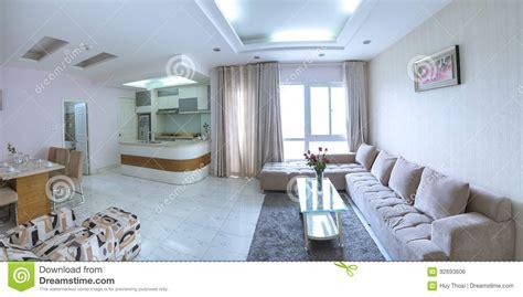 Make Large Living Space by L Appartement Moderne De Style Combine Le Salon Salle 224