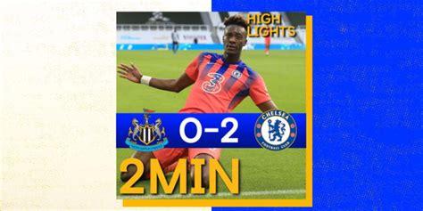 Newcastle 0-2 Chelsea (A)   Premier League Highlights ...