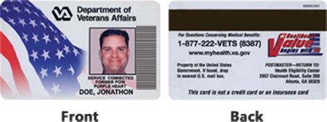 veterans health identification card health benefits