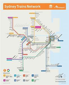 Rail Network Map