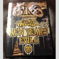 Twiztid  New Years Evil 6 (dvd, Dvdvideo, Limited Edition, Promo) Discogs