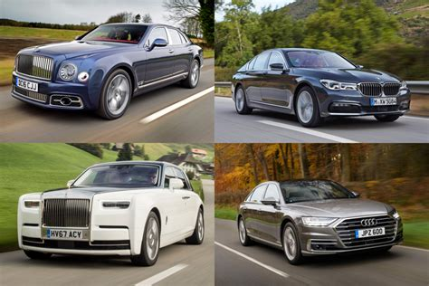 best luxury cars 2018 auto express