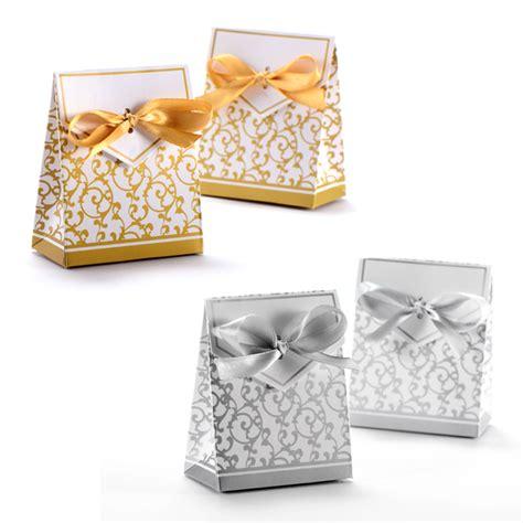 pcs candy boxes  ribbon wedding party favor gift box