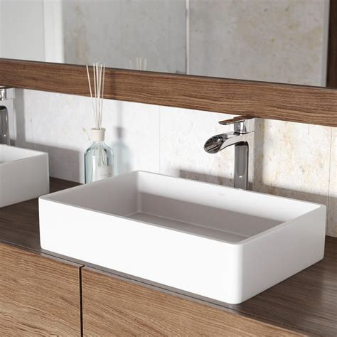 what is matte stone sink vigo magnolia matte stone vessel sink in white with niko