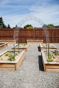 Raised, Bed, Garden, Arch, Trellis, In, 2020