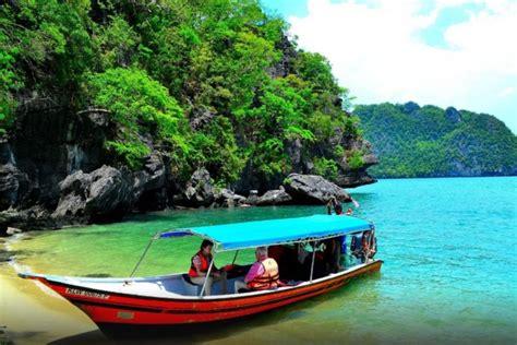 langkawi mangrove boat  holidaygogogo