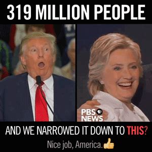 Fuck People Meme - is hilary clinton really that bad i mean compared to donald trump she s a hero anyone