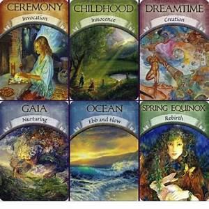 Earth Magic Oracle Cards  U2013 Body Mind  U0026 Soul