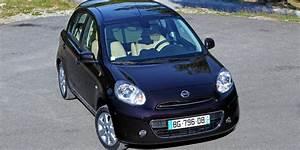 Ceder Une Voiture : nissan micra lolita lempicka la voiture de la journ e de la femme blog automobile ~ Gottalentnigeria.com Avis de Voitures