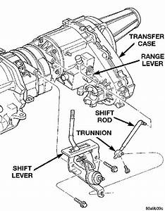 Wiring Diagram  9 Dodge Ram Transfer Case Shifter Linkage