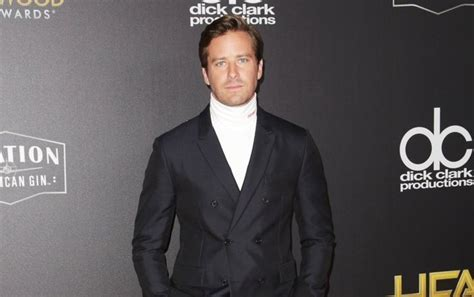 Armie Hammer Mourning Grandmother's Death | kwinews