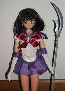 Sailor Saturn Doll Outfit