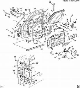 Gmc Safari Parts Diagram