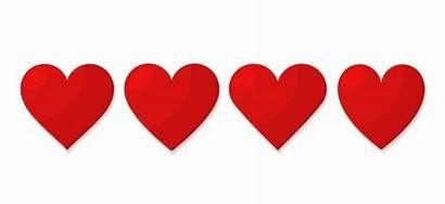 Herz Rotes Gesetzt Premium Vektoren Kopieren Gratis