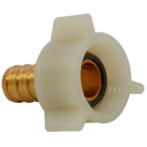 Portable Dishwasher Faucet Adapter Menards by Nibco Pex Faucet Swivel Adapter At Menards 174