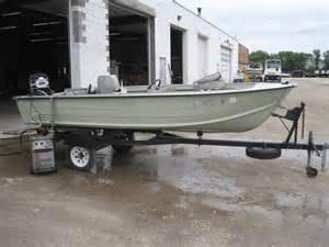 Vintage Starcraft Aluminum Boats Images