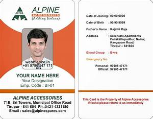 template galleries employee id card templates 2014085c With sample of id card template