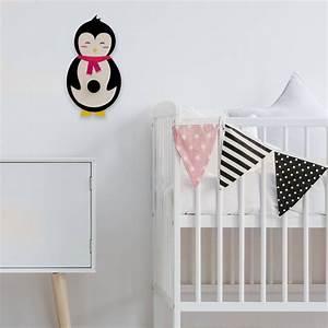 Porte Manteau Chambre : porte manteau cousine pingouin d coration chambre d 39 enfant ~ Farleysfitness.com Idées de Décoration