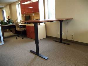 Stand up desks desq we create space minnesota for Home office furniture edina mn