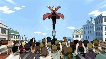 Happy Exaggeration Fairy Crowds Tail Alchemist Fullmetal