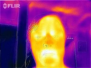 Flir One Gives Your Iphone Infrared Predator Vision