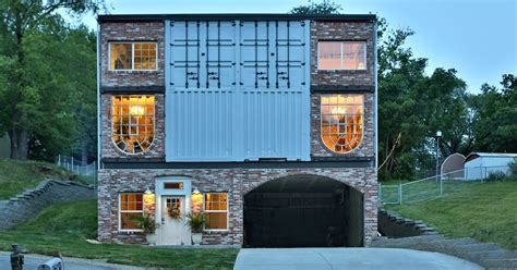 shipping container houses      curbed