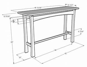 Furniture design starts with a sketch The Craftsman's Path