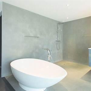 Cire Pour Enduit : effet beton cir ly49 jornalagora ~ Premium-room.com Idées de Décoration