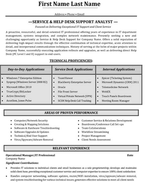 help desk professional job description computer help desk job description