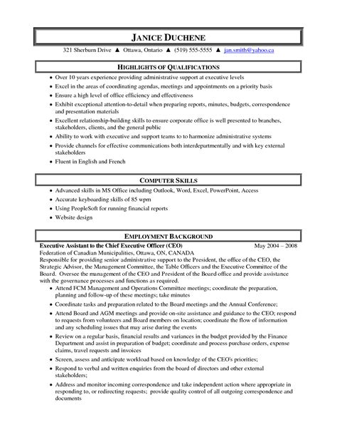 administrative assistant resume medical administrative assistant resume samples highlight
