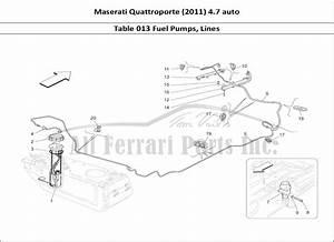 Buy Original Maserati Quattroporte  2011  4 7 Auto 013