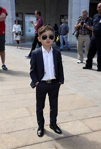 New York Fashion Week 2014 More kids are modeling styling - NY Daily News
