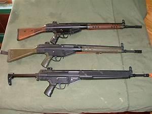 Central War Gaming: H&K G3 Rifles  G3