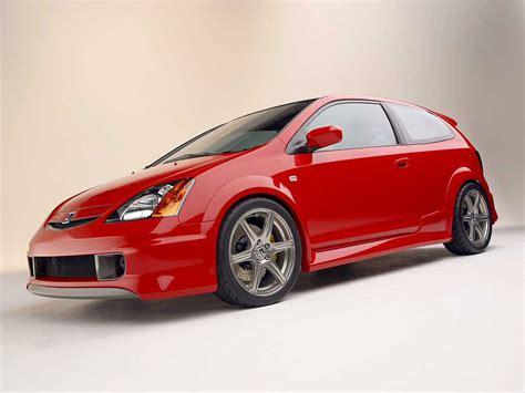 Honda Civic Si Concept 2003 Honda Civic Si Concept 2003