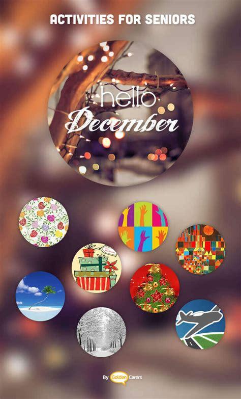 december  ideas activities calendar