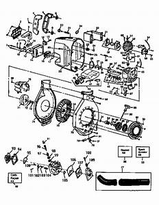 Craftsman Blower Parts