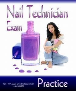Amazon Com  Nail Technician Exam Practice Ebook  Renee
