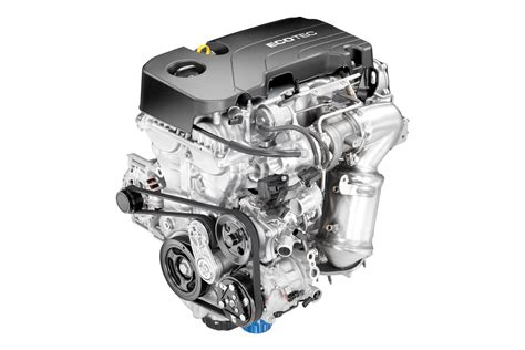 Chevy Cruze Feature New Ecotec Small Displacement