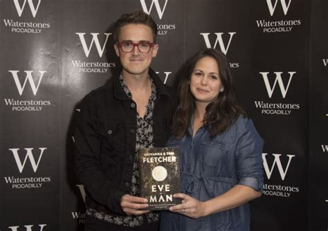 Who is Giovanna Fletcher's husband Tom? McFly frontman ...
