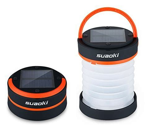 Best Battery Operated Camping Lights And Lanterns