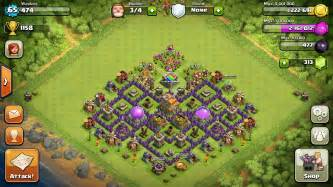 Clash of Clans Town Hall 7 Trophy Base