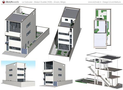 la maison de l eclusier maison guiette 3d model