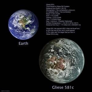 Gliese 581 c by groovychk on DeviantArt