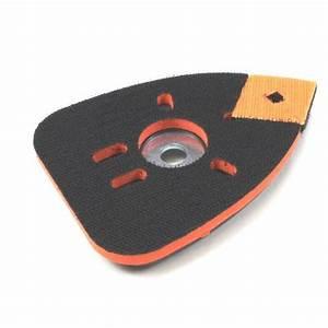 Ponceuse Black Et Decker : plateau ponceuse de marque black et decker ka250 ~ Dailycaller-alerts.com Idées de Décoration
