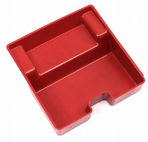 Front Ashtray Red Insert 93