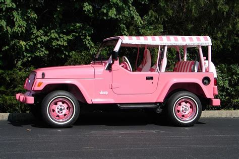 pink convertible jeep 2000 jeep wrangler convertible 81715