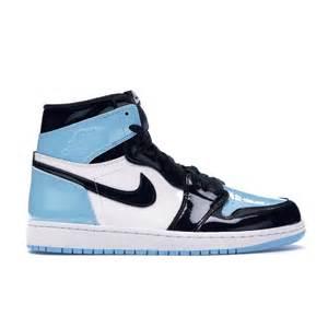 Nike Air Jordan 1 Womens Patent Unc