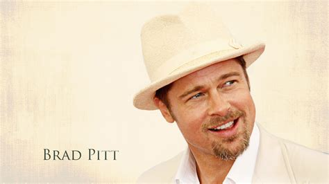 Brad Pitt Backgrounds by Brad Pitt Wallpapers High Resolution And Quality