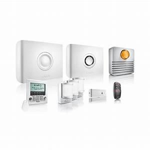 Castorama Alarme Maison : kit alarme sans fil protexiom pack exclusif gsm alarme ~ Edinachiropracticcenter.com Idées de Décoration