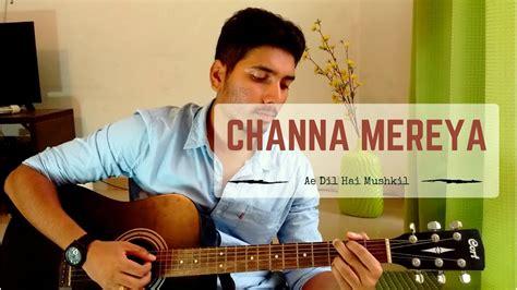 Ae Dil Hai Mushkil (guitar Cover